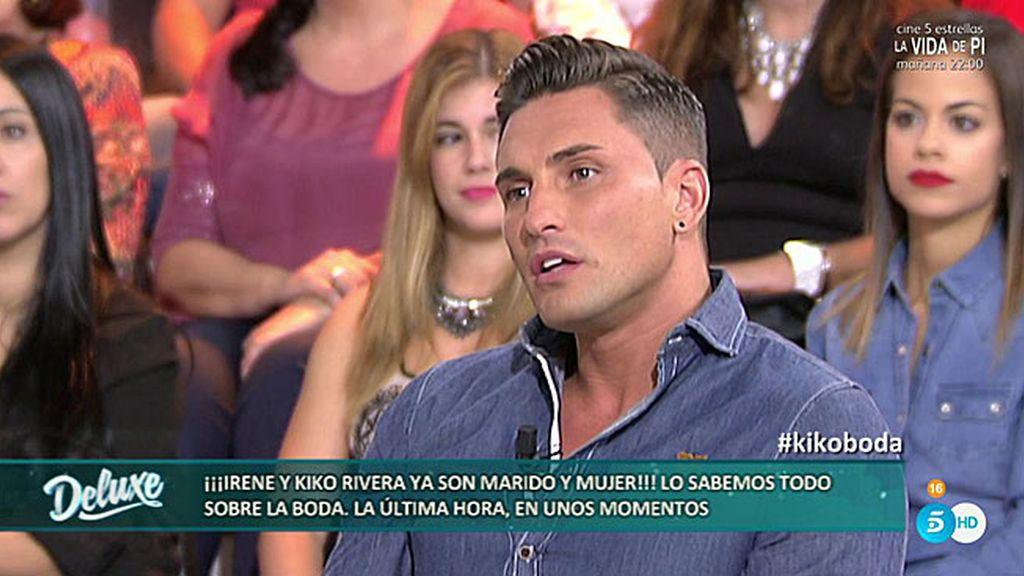 """Víctor, de 'MyH': """"No me lie con Irene Rosales porque yo no quise, ella estaba detrás"""""""