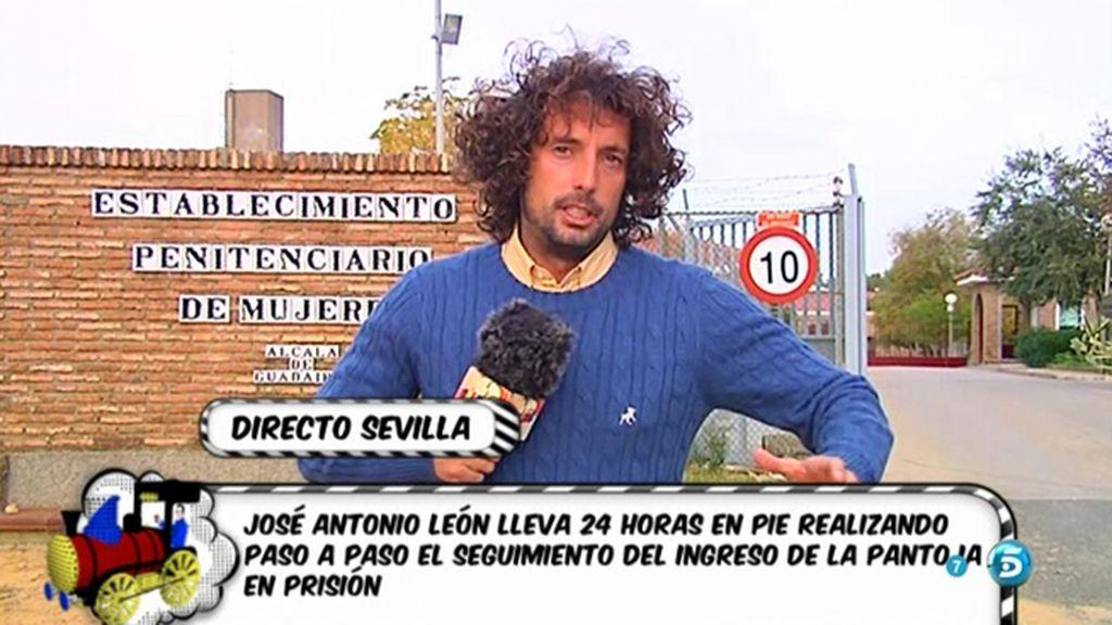 """""""Pantoja será clasificada en los próximos dos días y el domingo podrá recibir visitas"""""""