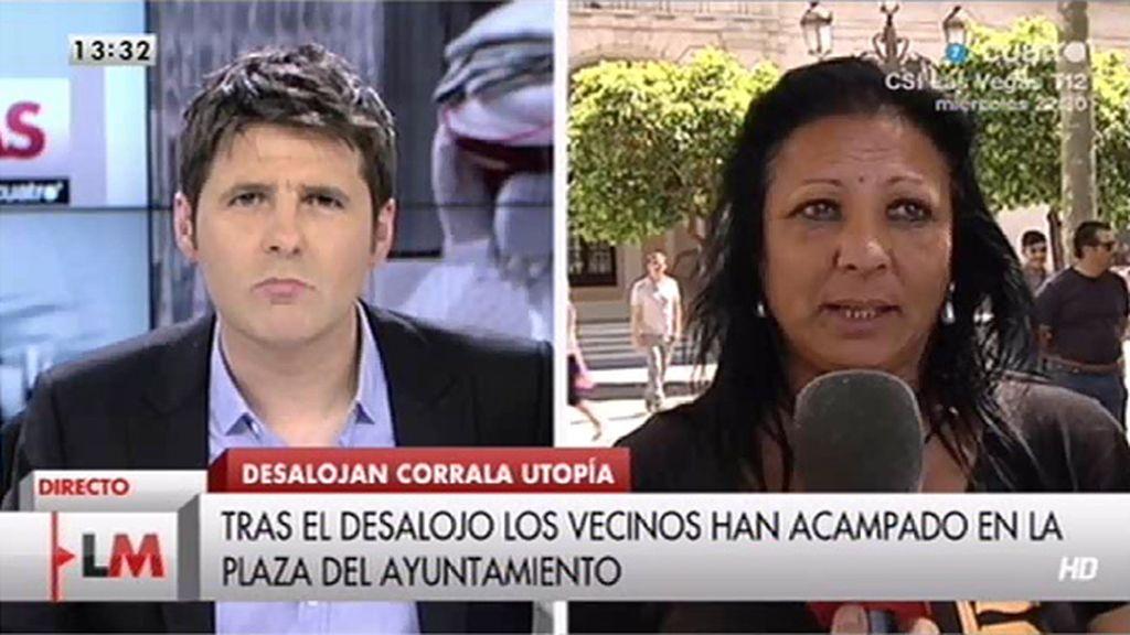 """Toñi Rodríguez: """"Con la lucha se llega a los sitios y vamos a seguir"""""""