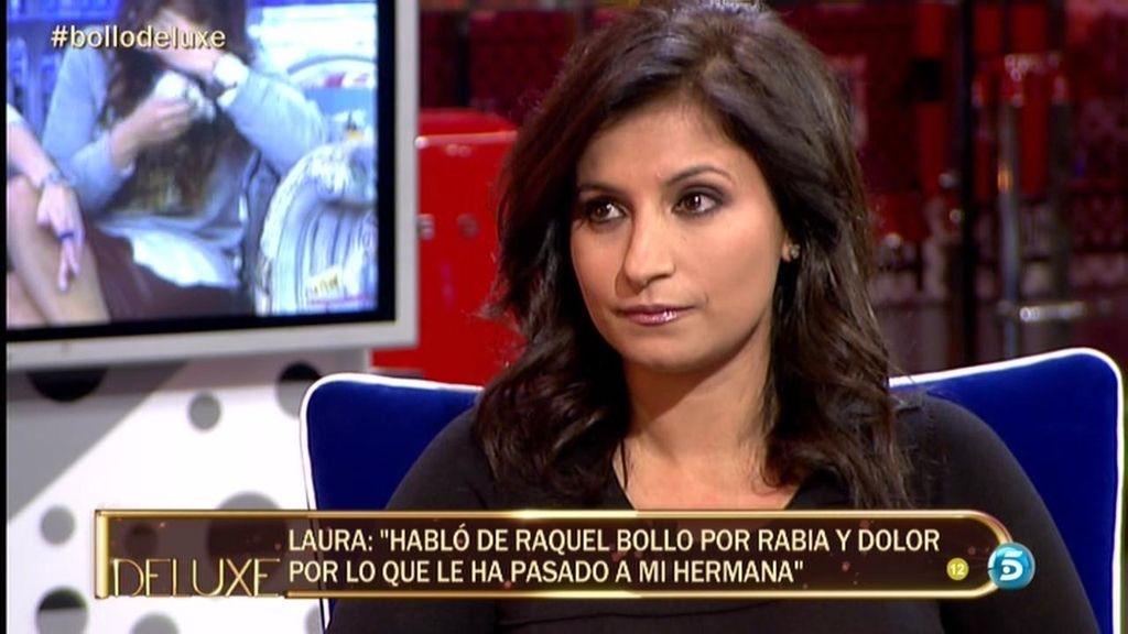 """Laura, hermana de Aguasanta: """"Raquel me dijo que me iba a putear la vida"""""""