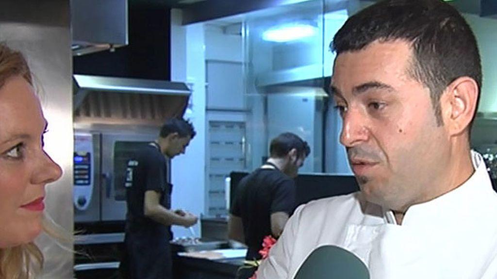Ricard Camarena busca dos camareros y ayudantes de cocina