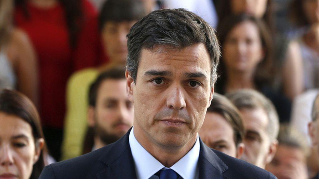 """Sánchez condena el atentado de Niza: """"Hoy, más que nunca, todos somos Francia"""""""
