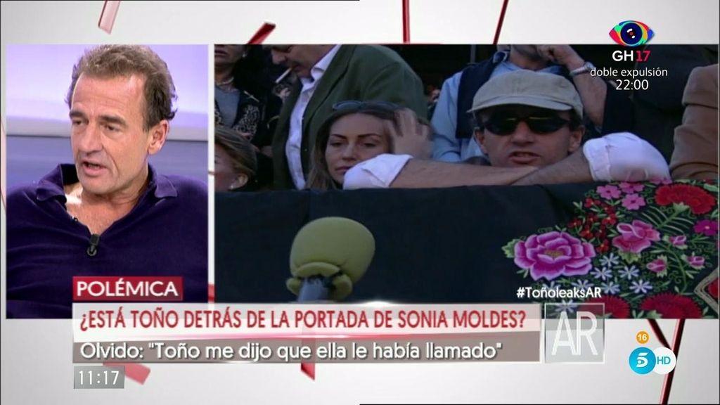 """Lequio: """"Dudo que Toño Sanchís esté detrás de la entrevista de Sonia Moldes"""""""