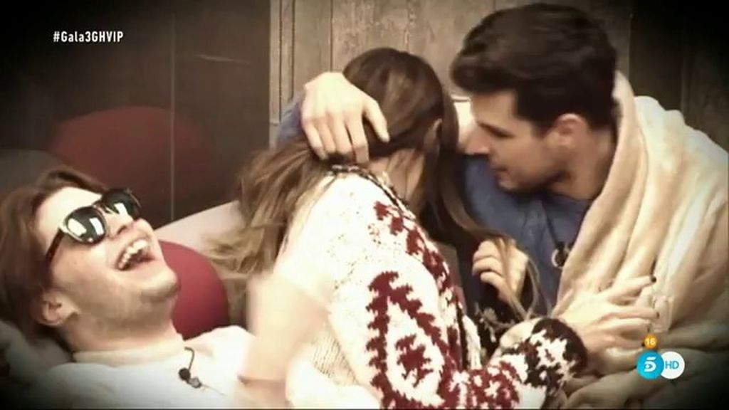 """Belén: """"Creemos que a Alejandro le gusta alguien de la casa y es Laura Matamoros"""""""