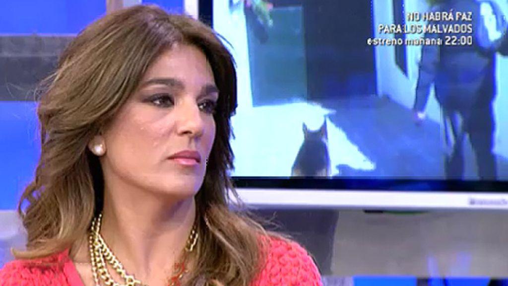 """Raquel, sobre Aguasantas: """"Creo que ha oído campanas, ni me acuerdo ni hablo de ella"""""""