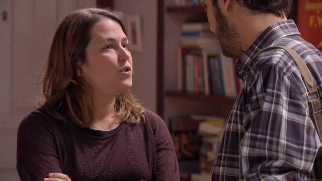 """Lucía desconfía de Sergio: """"Eres el más mentiroso de todos"""""""
