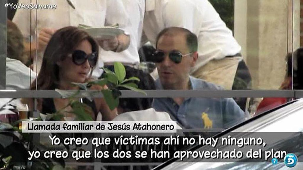 """Un familiar de Olvido Hormigos y Jesús Atahonero: """"Están haciendo caja"""""""