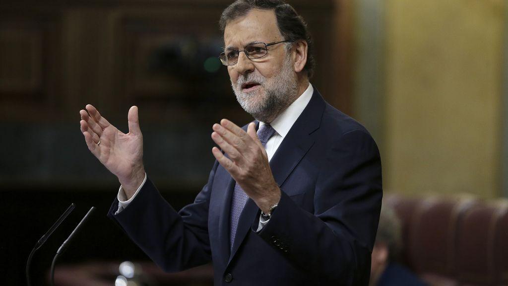 "Rajoy a Sánchez: ""Si yo soy malo, usted es pésimo"""