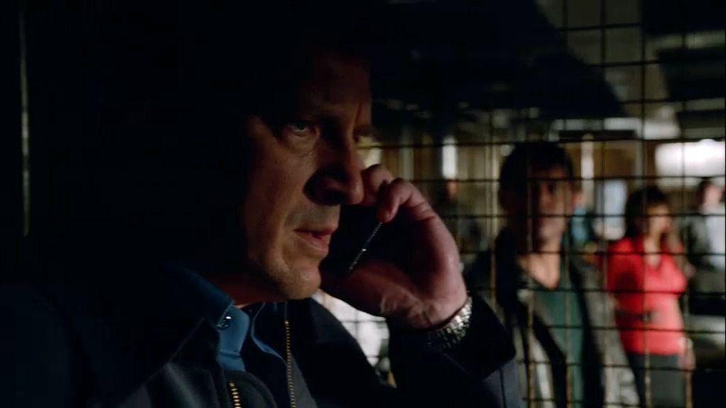 """El asesino 3XA, más cerca de Castle: """"Me gusta ver el dolor en tu mirada"""""""