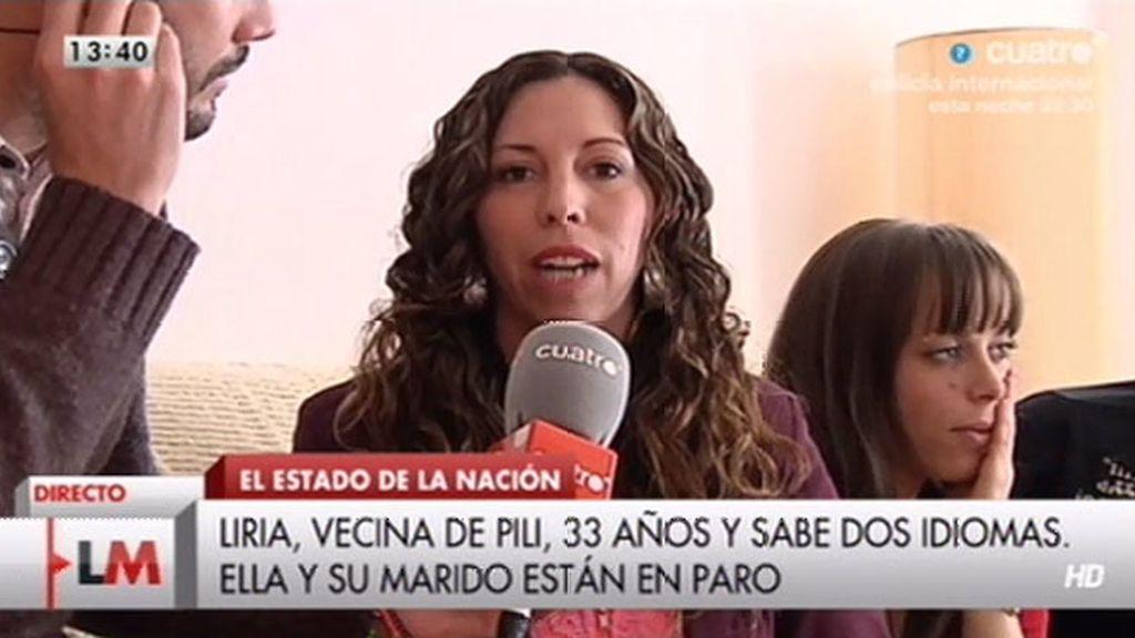 """Liria: """"Las palabras se las lleva el viento, señor Rajoy, déjese de tanta palabrería"""""""
