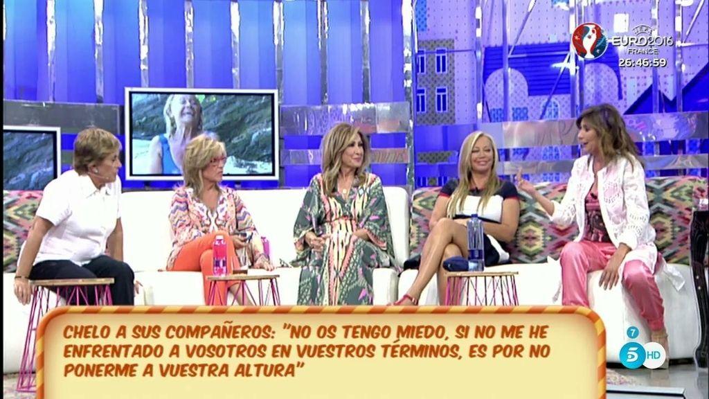 """Gema López, a Chelo Gª Cortés: """"Estoy de tu clasismo hasta las narices"""""""