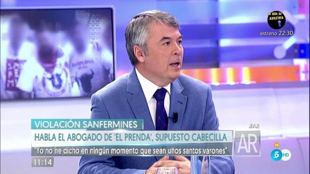 """Abogado de 'El Prenda': """"El juez hace apreciaciones subjetivas"""""""