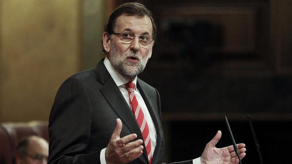 Rajoy ultima un plan europeista para atajar la consulta catalana