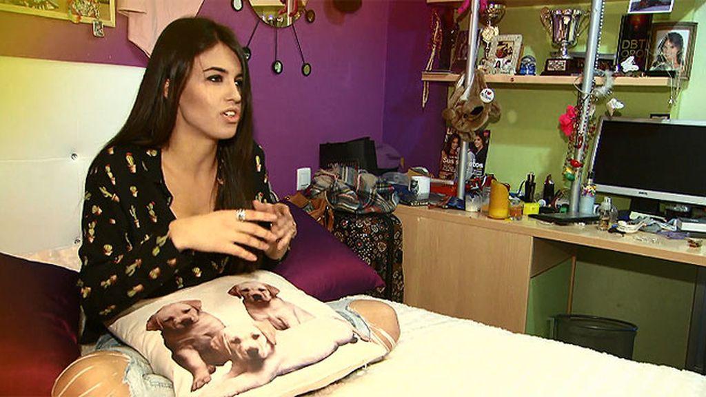 Sofía tiene muy claro que va a encontrar al amor de su vida en 'Mujeres y hombres'