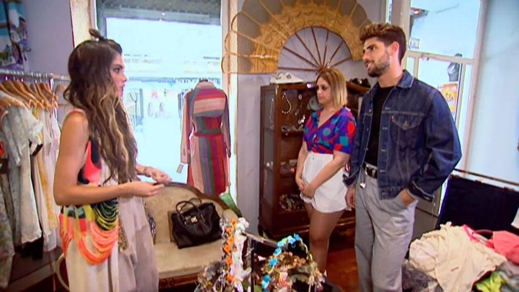 """Madame de Rosa, a Javier y Esther: """"Estáis suspensos en historia de la moda"""""""