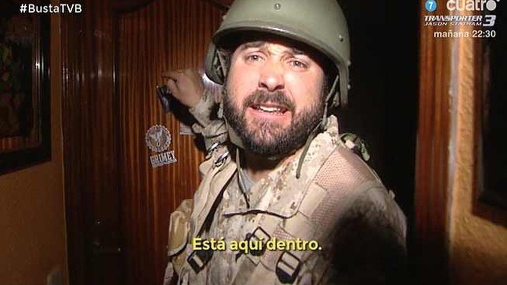 ¿Qué harías si Miguel Martín te sacase a gritos de la cama y vestido de militar?