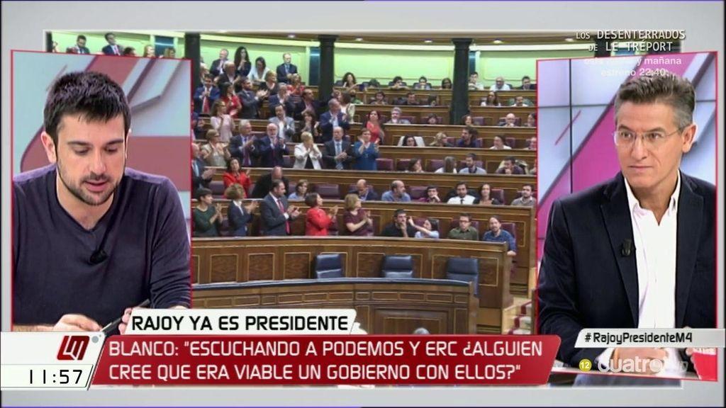 """Luis Salvador (C's), a Espinar: """"¿Tú puedes insultar y son buenas formas y yo denunciar que insultas y son malas?"""""""