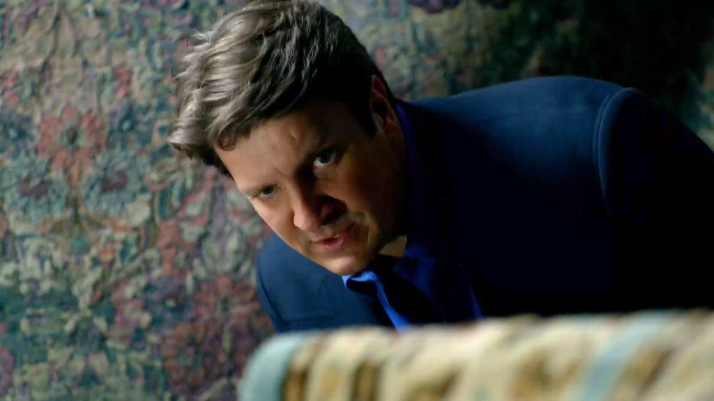 """Castle encuentra una pista en un zoco: """"Esta alfombra está sangrando"""""""