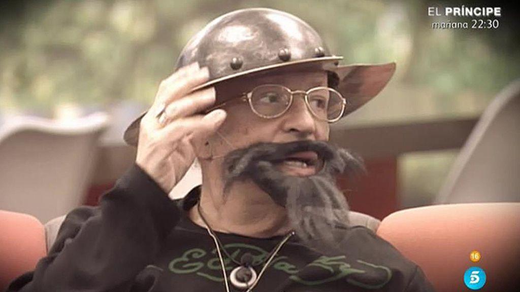Rappel, el primer Don Quijote con gafas
