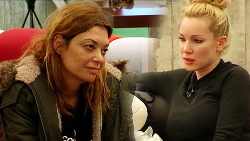 """Lucía, sobre Julius: """"Lo único que quiere es ponernos a la gente en contra"""""""
