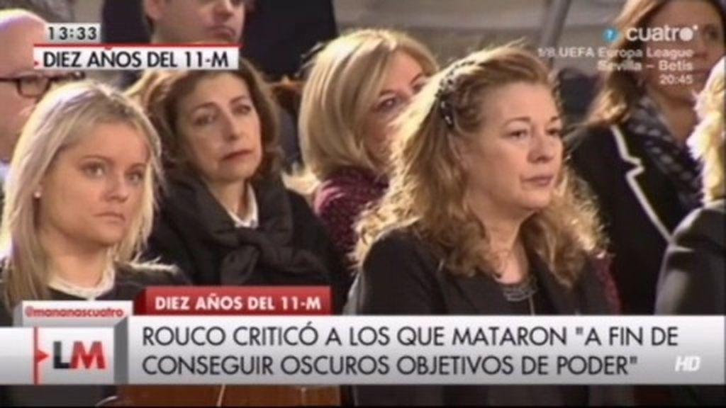 """Pilar Manjón, sobre Rouco: """"El funeral era su despedida y quería dejar el listón alto"""""""