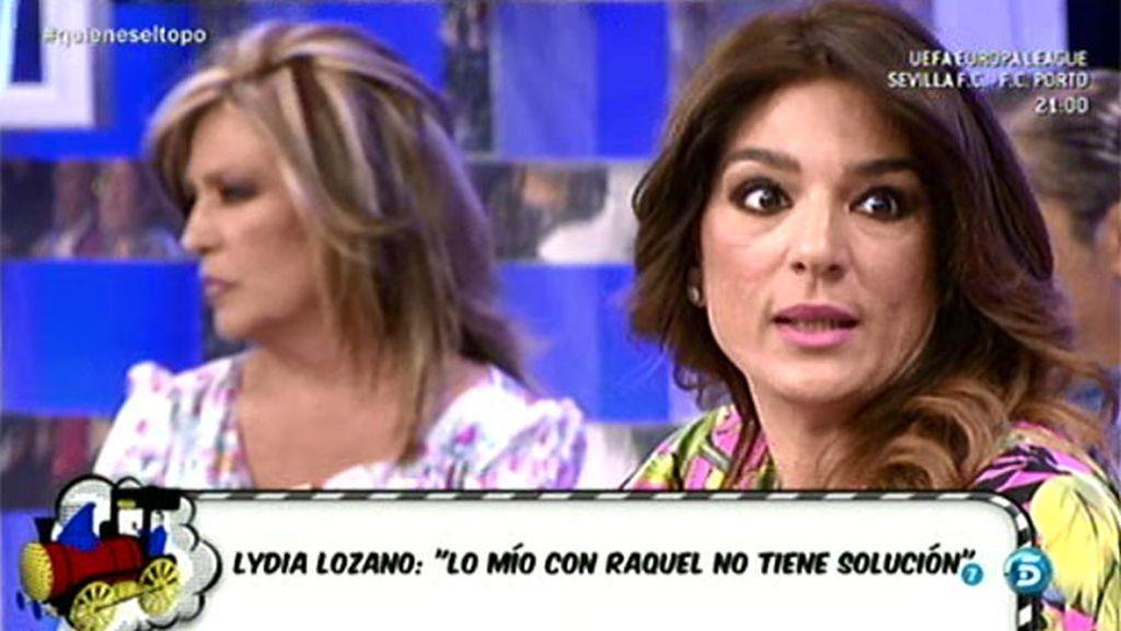 Lo de Raquel y Lydia no tiene solución