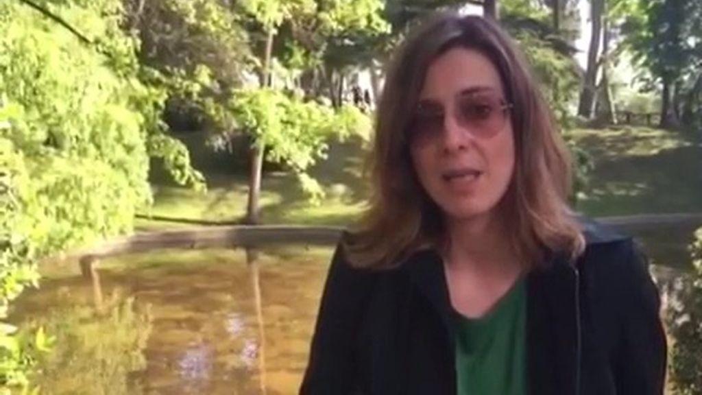 """Sandra Barneda: """"Cualquier ayuda es importante"""""""