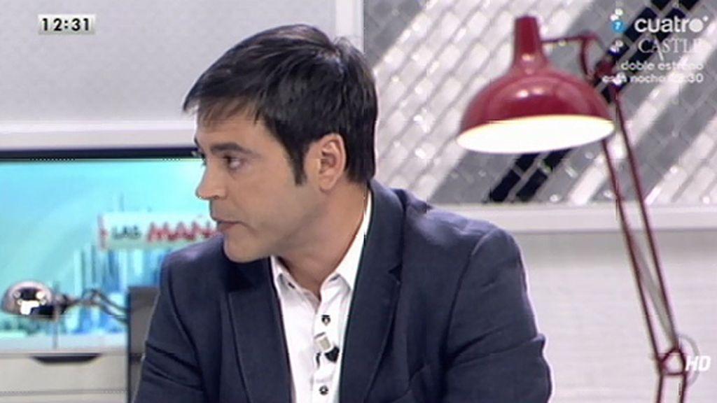 """Ángel Moya: """"El avance de la autopsia dice que muere de un tiro en la cabeza"""""""