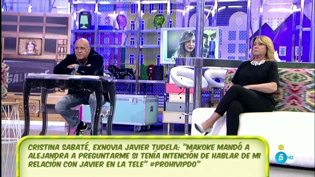 Un gesto, motivo de discordia entre Mila Ximénez y Kiko Matamoros