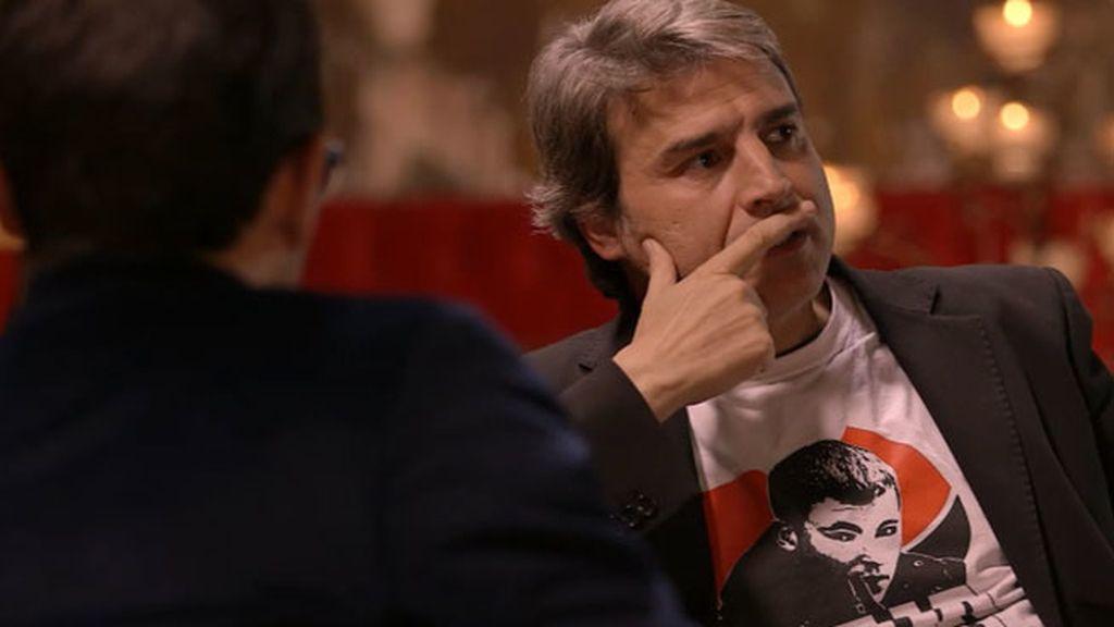 """Alberto: """"¿Por qué no vende el Papa todo lo del Vaticano y resuelve la miseria?"""""""