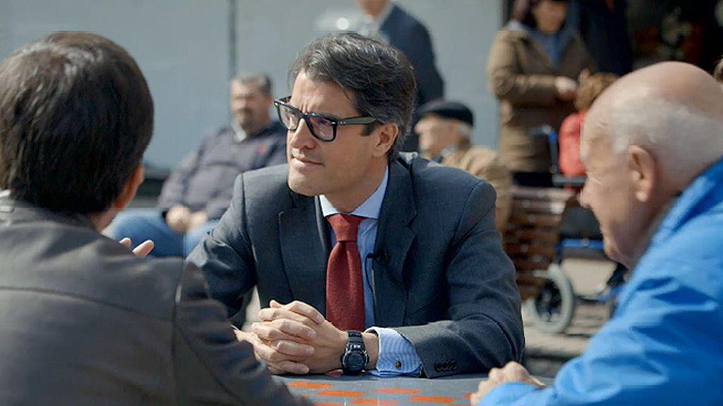 """Gregorio Gil: """"La legislación actual indica que vamos a tener que reducir las pensiones"""""""