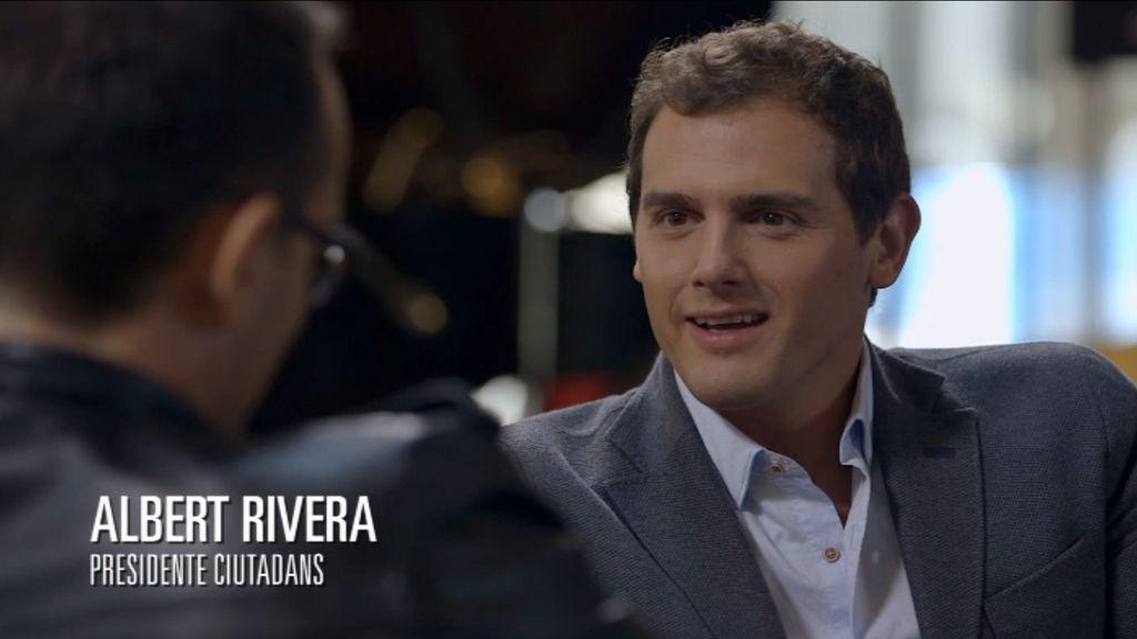 Charla íntegra con Albert Rivera