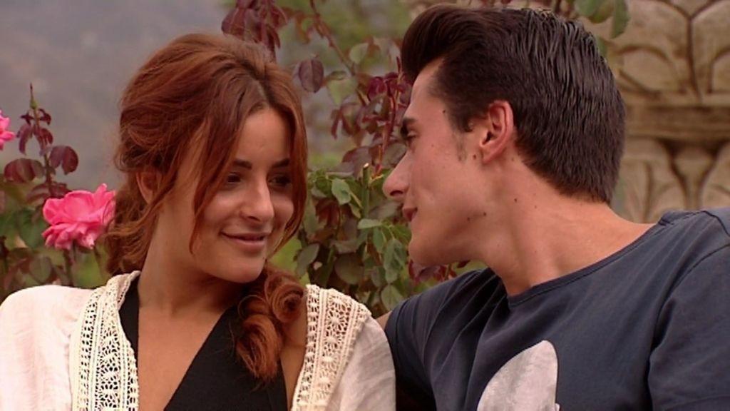 Umberto, en busca del esperado beso que no llega con su princesa Rym
