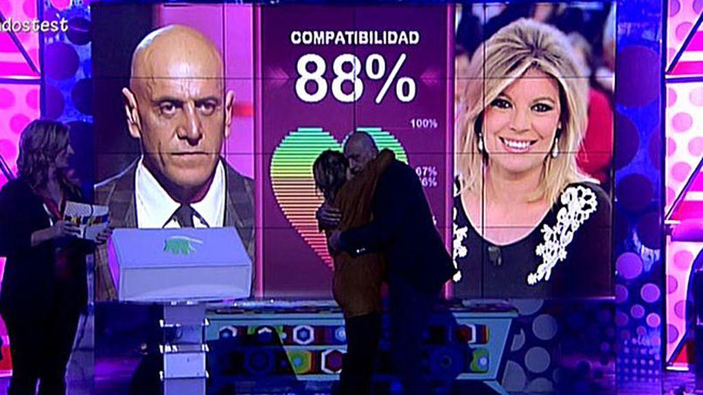 ¡Terelu Campos es más compatible con Kiko Matamoros que Lydia Lozano!