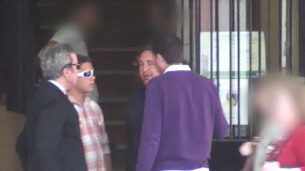 J. Fernando continua la terapia con 'El marismeño' porque es la única persona a la que hace caso