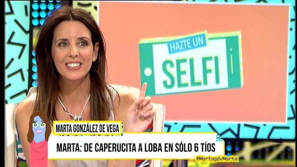"""Marta González: """"Mi especialidad son los manuales sobre el patetismo del amor"""""""