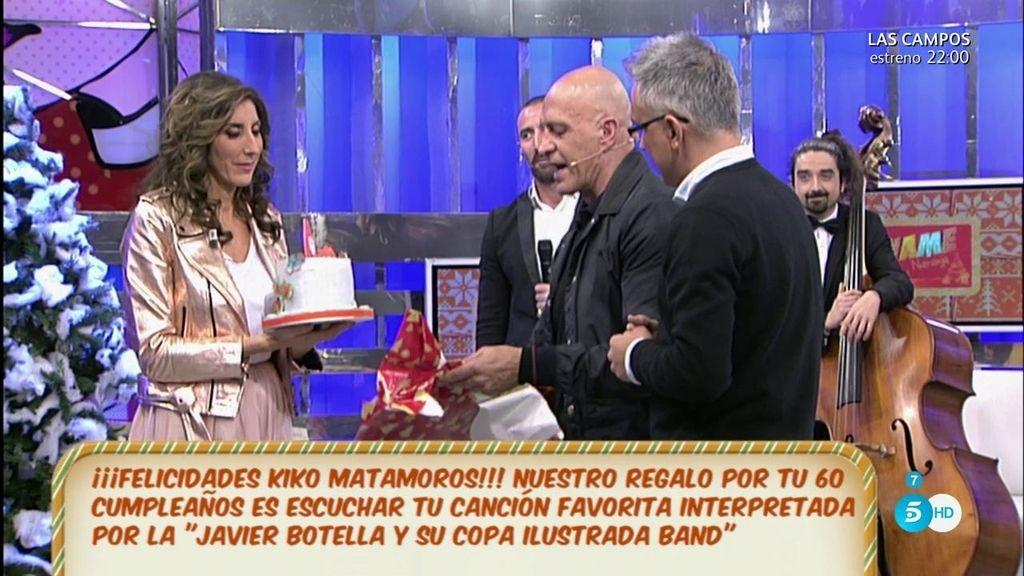 ¡Felicidades Kiko Matamoros!