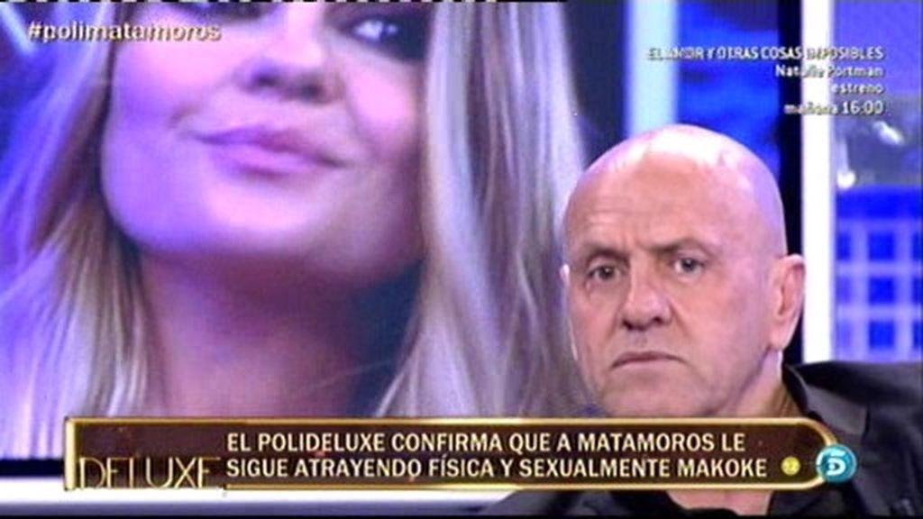 """Kiko Matamoros: """"Me gusta mucho mi mujer y por eso estoy con ella"""""""
