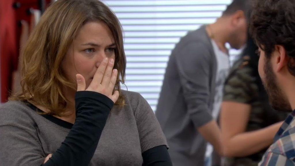 Sergio conoce todos los gestos de Lucía