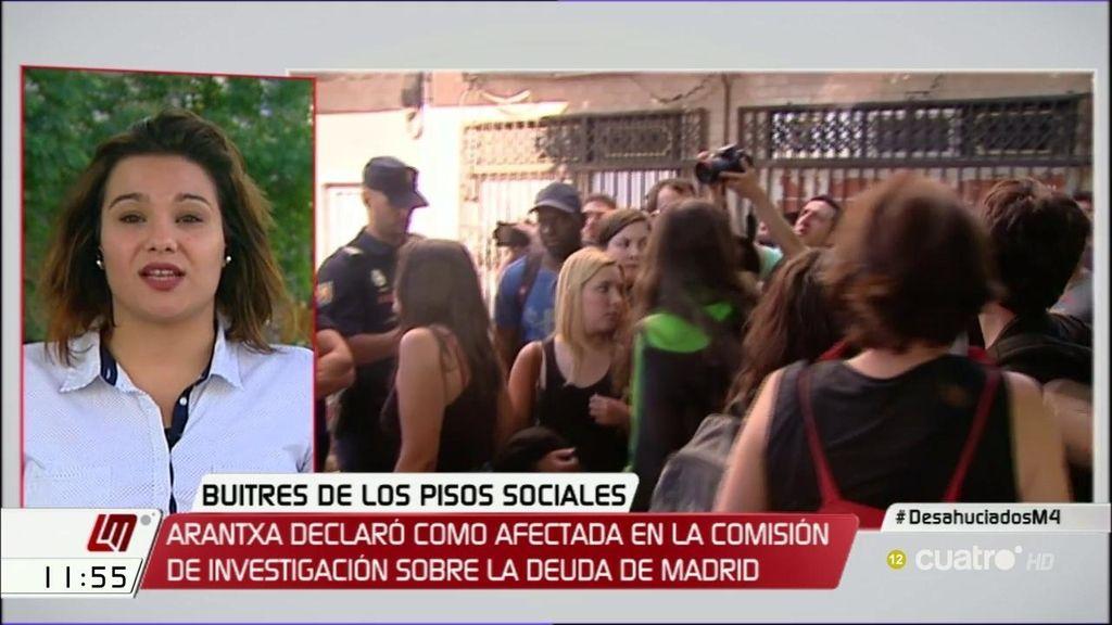 """Arantxa Mejías: """"Me quitan el derecho de poder seguir pagando el alquiler de mi casa por ser una activista"""""""