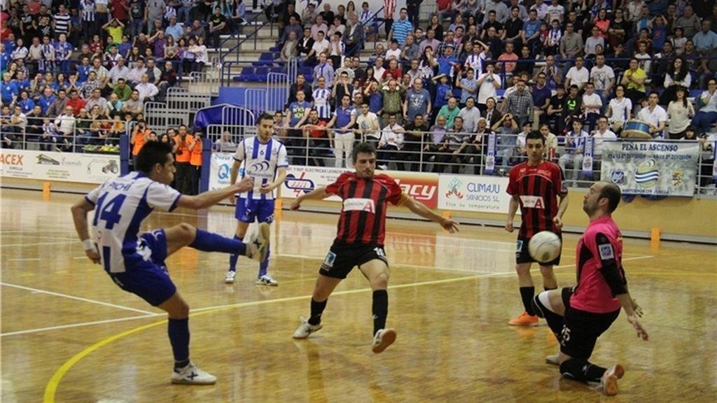 Montesinos Jumilla gana al Umacon Zaragoza y entra en Play Off (4-2)