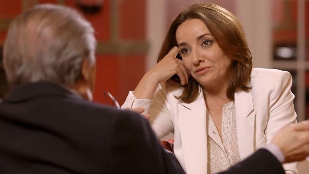 """Pepa Bueno, a Peñafiel: """"Cuando criticas a Letizia pecas de machista y clasista"""""""