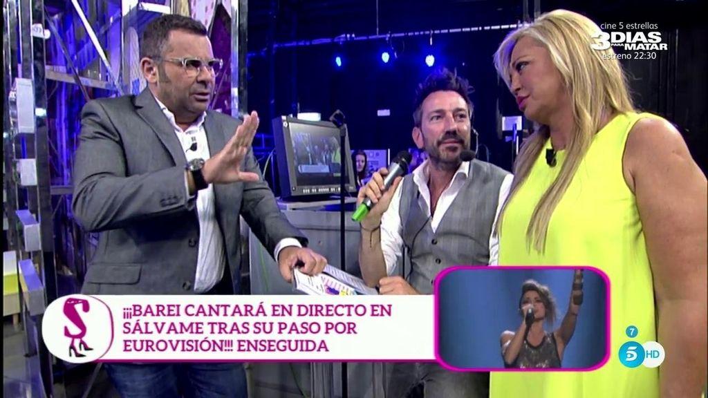 "Jorge Javier Vázquez: ""Mañana, doble expulsión en Supervivientes"""