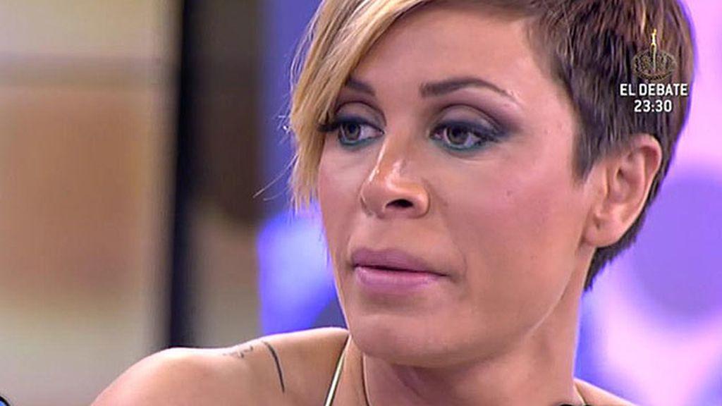 """Tatiana Delgado, sobre Oriana y Adrián: """"Él está pillado, para ella es un pasatiempo"""""""