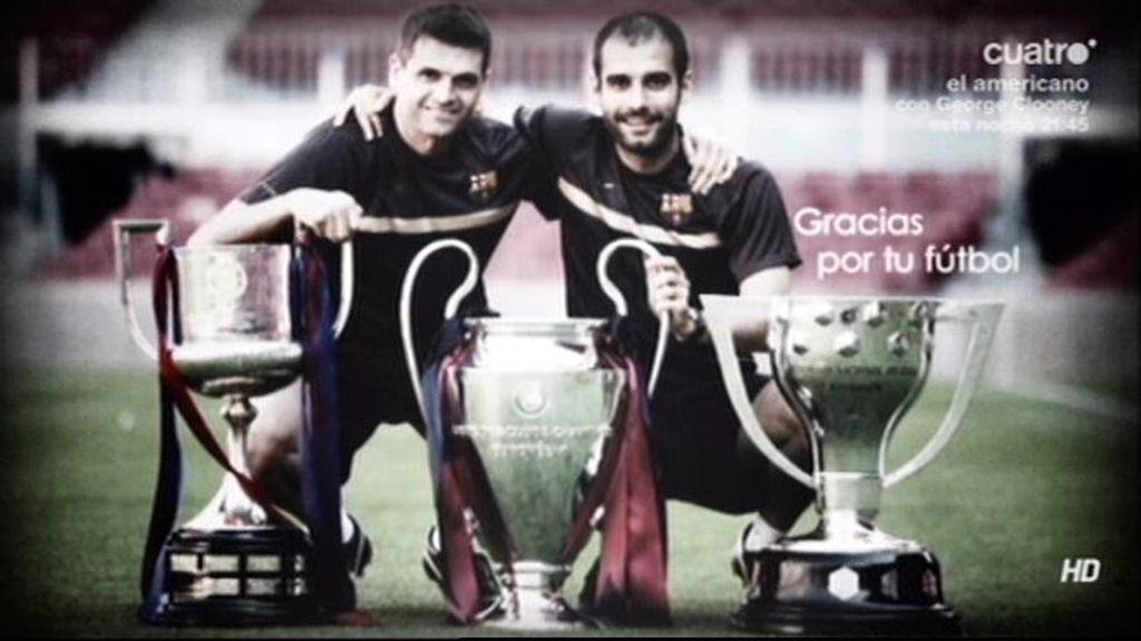 Tito Vilanova, una vida dedicada al Barça