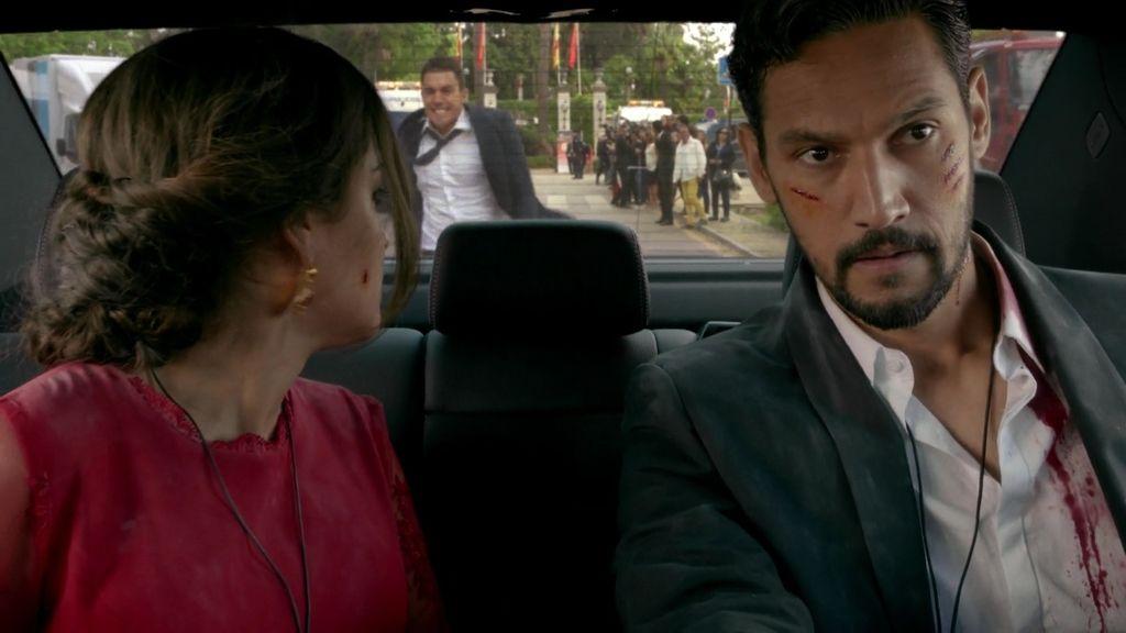 """Khaled, tras raptar a Fátima. """"Estaremos juntos siempre, soy tu condena"""""""