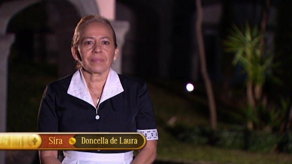 """Sira, la doncella: """"El portugués no me parece un buen chico"""""""