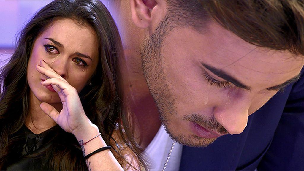 """Iván llorando, a Ruth: """"Soy la mejor decisión  y no quieres tomarla"""""""
