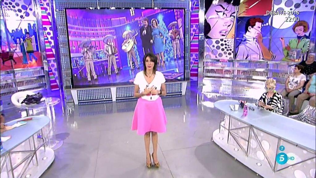 """Paz Padilla, tras la intervención de Mª Teresa Campos: """"Está en planta y se encuentra bien"""""""