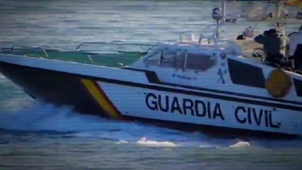 150.000 euros por dejar pasar un alijo de hachís por el Estrecho de Gibraltar